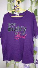 5L Tシャツ★紫