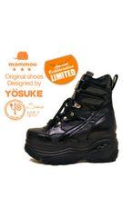 YOSUKE×mommou厚底スニーカー・厚底ブーツ