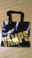◆VAMPS◆HYDE☆2008ツアーグッズ◆トートバッグ☆黒☆送料込み