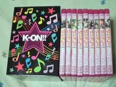 BD けいおん!!(第2期) 初回限定版全9巻 BOX付 Blu-ray ブルーレイ