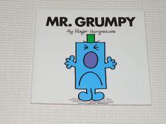 絵本★MR.GRUMPY