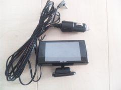 コムテックZERO662V(GPS&3インチガメン&Gセンサー&パワーインフォ)
