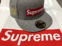12SS supreme シュプリームnewera Box Logo キャップ Tシャツ