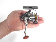 超小型! 高性能スピニングリール YB20 (5BB+1)・グレー
