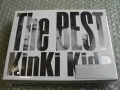 KinKi Kids『The Best』初回限定盤【3CD+DVD】全45曲ベスト/新品