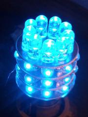 ジョグJOGZRエボリューションテール球新型36連@LED@ブルージョグZR青LEDテール