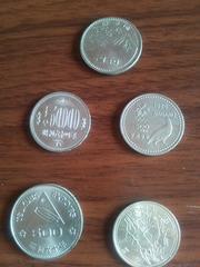 4枚 500円 +100円 1枚