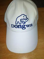 ★新品 東瓦 ドンワ DOngwa  帽子 キャップ 韓国 希少!★