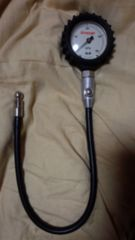 ウォッチ不可 Snap-on スナップオン タイア空気圧計 希少品