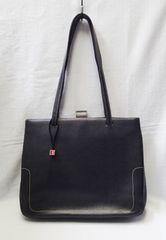 ◆BALLY/ユニセックス ステッチ入り ビジネスバッグ