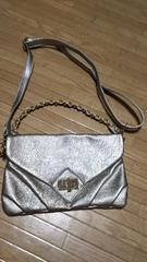 セレクトショップで購入可愛いバッグ☆新品同様1回使用クラッチショルダー
