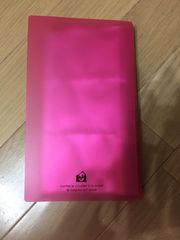 名刺フォルダー アルバム 120枚収納 ピンク