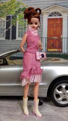 ジェニーちゃんのスーツ