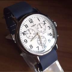 新品☆タイメックス ウィークエンダー クロノ 腕時計 TW2P62100
