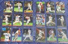 カルビー プロ野球チップス2001年金サインセット第2弾