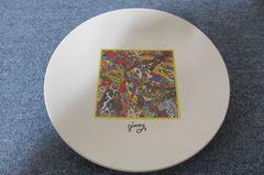 ジミー大西 陶器製 お皿 未使用品 非売品 絵皿
