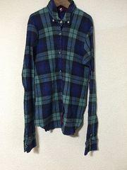 ツモリチサト/creperie/チェックシャツ/TSUMORICHISATO
