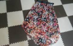 新品 Lサイズ マキシスカート