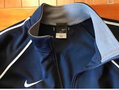 ナイキ Nike 紺色 ジヤケットサイズ L 160