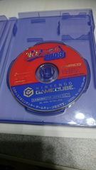 箱あり!ゲームキューブ!ファミリースタジアム2003!のソフト!