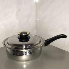 レインボークッカー 19cm片手鍋 タッパーウェア