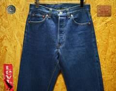◆廃盤◆米国93年製リーバイス501・W30(78cm)・股下78cm
