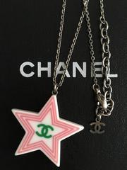 確実本物★高島屋購入★シャネル星ネックレス★希少価値