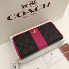 【新品】COACH コーチ 長財布 正規品 未使用品 52859