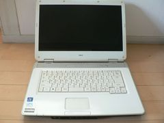 NECノートPC◆LL350/V◆PC-LL350VG1TM◆ジャンク