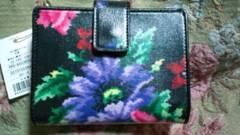 フェイラー 二つ折り財布  新品未使用