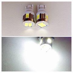 5630smd ショート設計 T10 LED プロジェクター無し