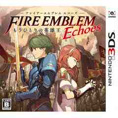 3DS》ファイアーエムブレム Echoes もうひとりの英雄王 [174000737]