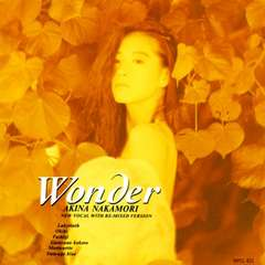 KF 中森明菜 CDアルバム wonder (ワンダー)