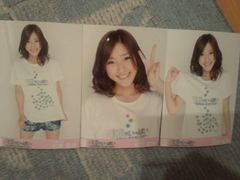 超レア☆松原夏海☆全国ツアーコンサート会場限定限定生写真3枚コンプ!