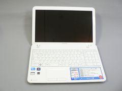 TOSHIBAノートPC◆B452/23F ◆PB45223FSTW◆ジャンク