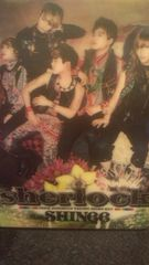 超レア!☆SHINee/sherlock☆初回盤/CD+DVDトレカ付(JONGHYUN)超美品