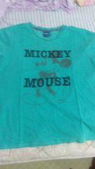 ミッキーマウスTシャツ