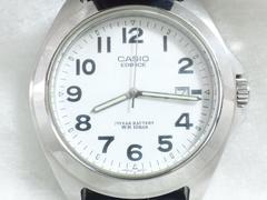 5594/CASIOカシオ★EDIFICEエディフィス一流シリーズクラシカルメンズ腕時計