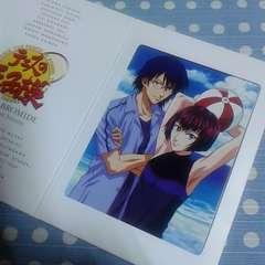 テニスの王子様スペシャルブロマイドPart.2 *Summer*【忍足・向日*氷帝】