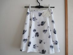トランテアンソンドゥモード 花柄スカート新品タグ付き!