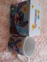 Disney スティッチマグカップ/新品未使用品