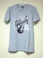 ★ロックTシャツ★Gibson★ギブソン★ギタープリント★