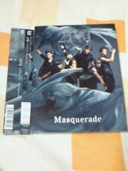 CD+DVD 2PM マスカレード〜MasquaraDe〜 初回限定盤B