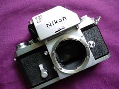 Nikon機械式ファーストpro機Fフォトミックボディ
