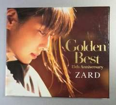 ZARD  Golden Best 15thAnniversary ベスト盤2枚組 中古CD