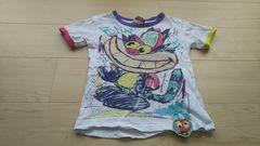 JAM パロディTシャツ チシャ猫 アリス 120 ジャム