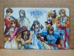 FAVORITE DEAR/フェイバリット ディア/テレフォンカード