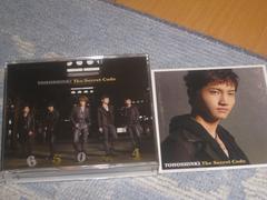 超レア!☆東方神起The Secret Code(アルバム)☆初回限定盤/CD+DVD