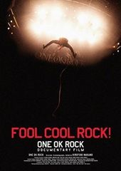 FOOL COOL ROCK! ONE OK ROCK DOCUMENTARY FILM DVD 新品即決