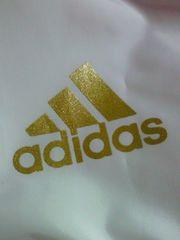 adidas アディダス ジャンパー 上着 ホワイト レッド Mサイズ 代表 デザイン
